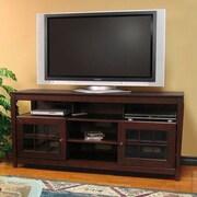 Wildon Home   Veneto 60'' TV Stand; Walnut Brown