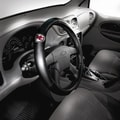 Northwest Co. NFL Steering Wheel Cover; Kansas City Chiefs