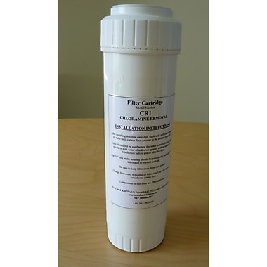 CuZn Chloramine removal Cartridge Refill