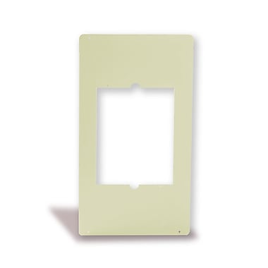 Cadet Com-Pak Plus Series Adapter Plate; Almond
