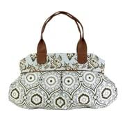 Amy Butler Solstice Josephine Fashion Tote Bag; Treasure Box Cinder