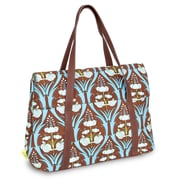 Amy Butler Supernatural Harmony Tote Bag; Passion Lily Turquoise