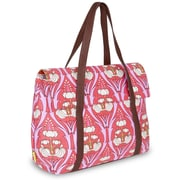 Amy Butler Supernatural Harmony Tote Bag; Passion Lily Tangerine