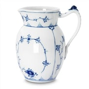 Royal Copenhagen Blue Fluted Plain 32 Oz Pitcher