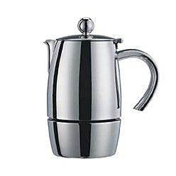 Cuisinox Liberta Espresso Maker; 6 cup WYF078275391855