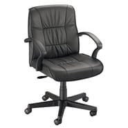 Alvin and Co. Backrest Leather Executive Office Chair