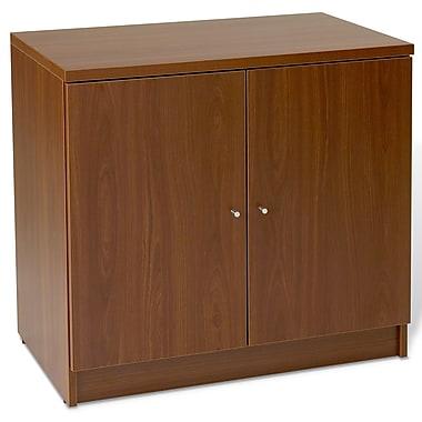 Jesper Office Jesper Office Professional 100 Series 2 Door Cabinet 132200; Cherry