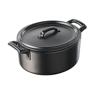 Revol Belle Cuisine 1.1-qt. Oval Dutch Oven