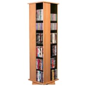 Venture Horizon VHZ Entertainment Revolving Revolving Tower; Oak