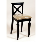 AA Importing 30'' Bar Stool with Cushion