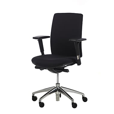 Synergie Performer Mid Back Ergonomic Task Chair with Arms