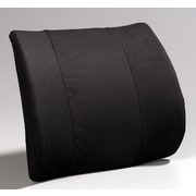 Jobri Trisectional Molded Lumbar; Black