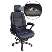 Tailgate Toss NFL Office Chair; Baltimore Ravens