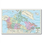 Universal Map Rolled Map - Paper; United States
