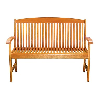 ACHLA Classic Wood Garden Bench
