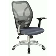 Chintaly High-Back Mesh Office Chair