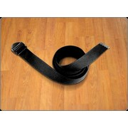 Crescent Moon Streching Strap in Black