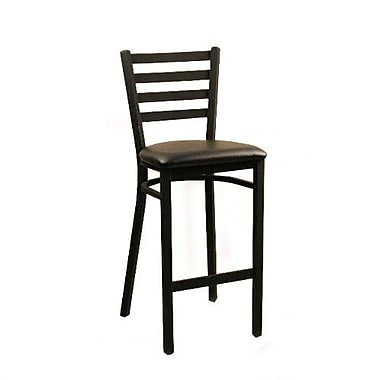 Alston Diana 30'' Bar Stool with Cushion; Doe