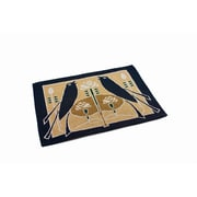 Rennie & Rose Design Group Motawi Songbirds Placemat (Set of 4)