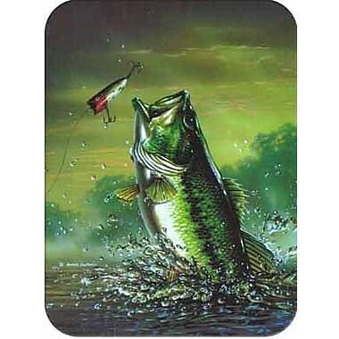 McGowan Tuftop Bass Cutting Board; Small (9''x12'')