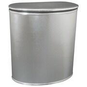 Redmon Euro Edition Hamper; Silver