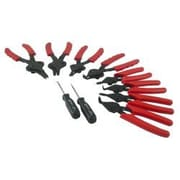 Sunex 10Pc Snap Ring Plier