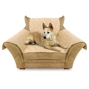 K&H Manufacturing Pet Loveseat Slipcover; Mocha