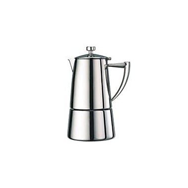 Cuisinox Roma Espresso Coffee Maker; 4 cup