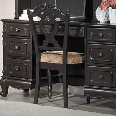 Woodbridge Home Designs Cinderella Writing Desk Chair