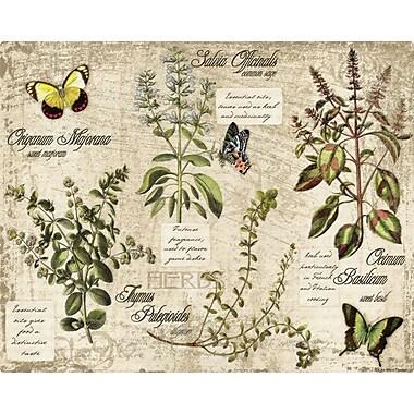 Magic Slice Herbs Cutting Board