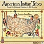 MasterPieces American Indian Tribes 500 Piece Jigsaw Puzzle