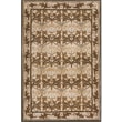 American Home Rug Co. American Home Classic Arts & Craft Taupe/Black Rug; 9'6'' x 13'6''