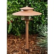 Dabmar Lighting 1 Light Landscape Lighting; Dark Sand