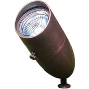 Dabmar Lighting 1 Light Spot Light; Antique Bronze
