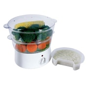 E-Ware 5.3-Quart Steam Cooker