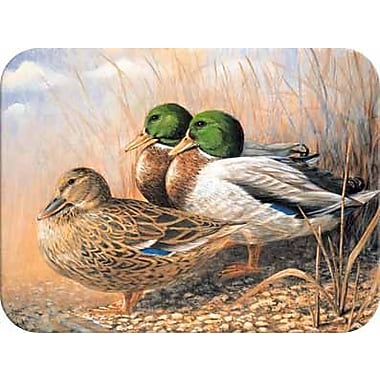 McGowan Tuftop Mallards Cutting Board; Medium (12''x16'')