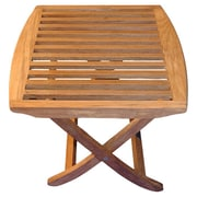 Regal Teak Salisbury End Table