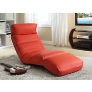 Williams Import Co. Gaming Chair; Red