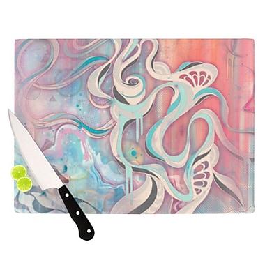 KESS InHouse Tempest Cutting Board; 11.5'' H x 15.75'' W