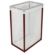 The Bag Stand Co Single Hamper with Bag; Bronze