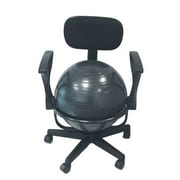 Cando Adjustable Ball Chair; Without Arms