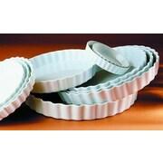 Pillivuyt 9.25'' Round Tart Dish