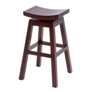 Woodland Imports 30'' Bar Stool