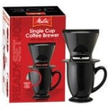Melitta Ready Set Joe One Cup Coffee Maker