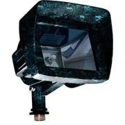 Dabmar Lighting 1-Light Flood Light; Green