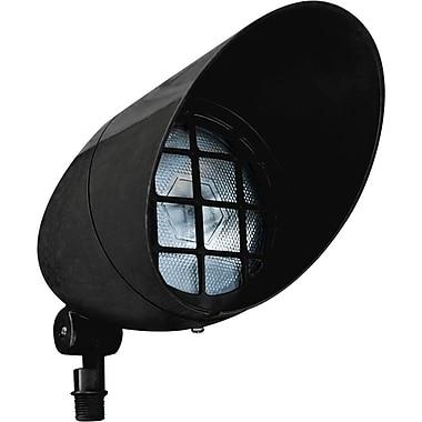 Dabmar Lighting 1 Light Spot Light; Black