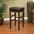 American Heritage Empire 33.5'' Bar Stool with Cushion