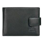Mancini San Diego Men's Wallet; Black