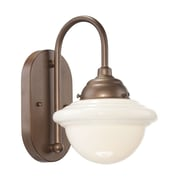 Millennium Lighting Neo-Industrial 1 Light Wall Sconce; Copper