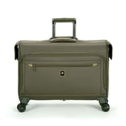 Delsey Helium X'Pert Lite 2.0 Carry-On Spinner Trolley Garment Bag; Green